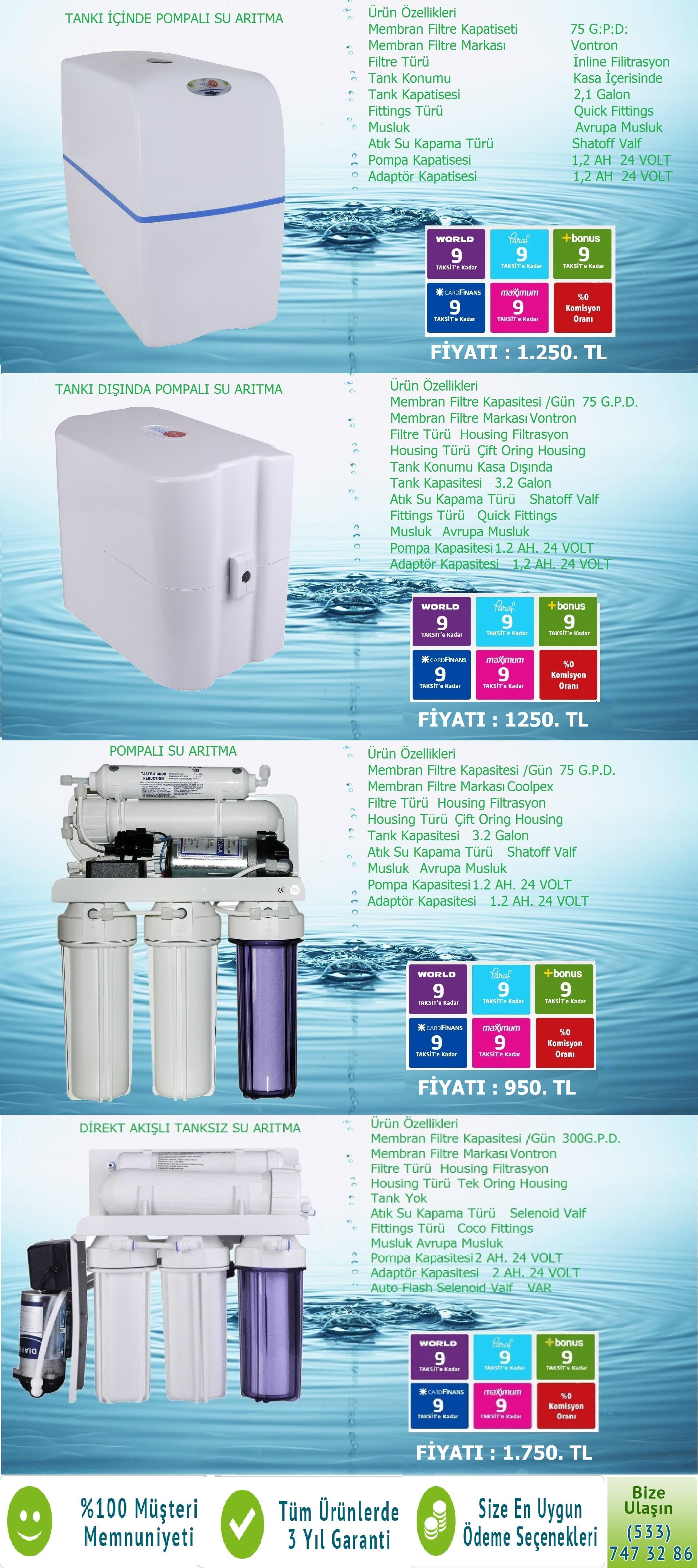 Ağır metallerden suyun arıtılması: yöntem ve cihazlar